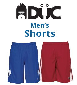 DUC Men's Shorts Tennis Apparel