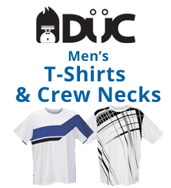 DUC Men's T-Shirts & Crew Necks
