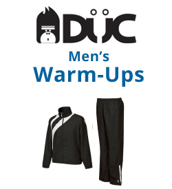 DUC Men's Warm-Ups Tennis Apparel