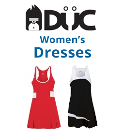 DUC Women's Dresses Tennis Apparel