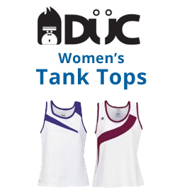 DUC Women's Tank Tops Tennis Apparel