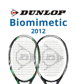 Dunlop Biomimetic Tennis Racquets