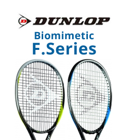 Dunlop Biomimetic F Series Tennis Racquets
