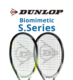 Dunlop Biomimetic S Series Tennis Racquets