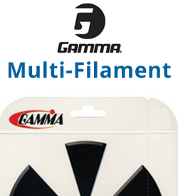 Gamma Multi-Filament String