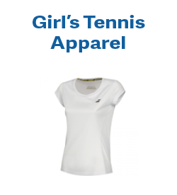 Girl's Tennis Apparel