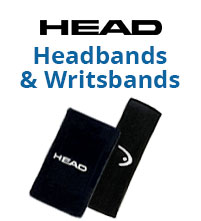 HEAD Headbands & Writsbands