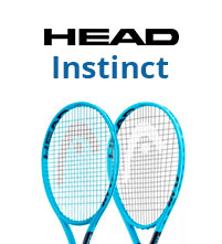 Head Instinct Racquets