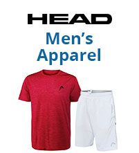 HEAD Men's Apparel