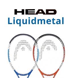 Head Liquidmetal Tennis Racquets