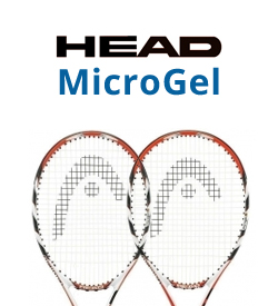 Head MicroGel Tennis Racquets