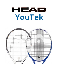 Head YouTek Tennis Racquets