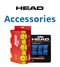 Head Brand Pickleball Accessories