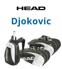 Head Djokovic Backpack and Bag Series