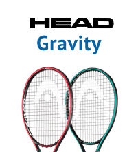 Head Gravity Tennis Racquets