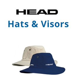 HEAD Hats, Caps, and Visors Tennis Apparel