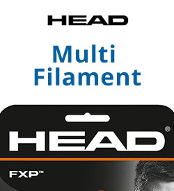 Head Multi-Filament String