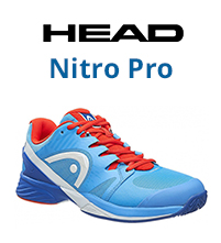Head Nitro Pro Tennis Shoes