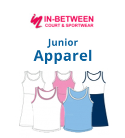 In-Between Junior Apparel Tennis Apparel