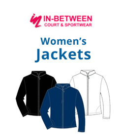 In-Between Women's Jackets Tennis Apparel