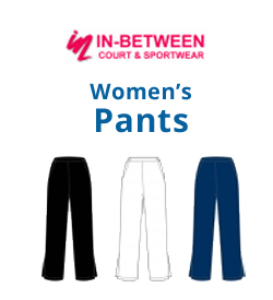 In-Between Women's Pants Tennis Apparel