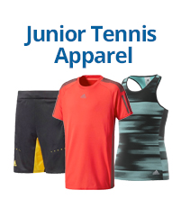 Junior Tennis Apparel
