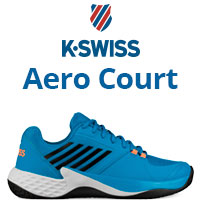 KSwiss Aero Court Tennis Shoes