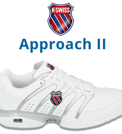 K-Swiss Approach II Tennis Shoes