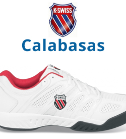 K-Swiss Calabasas Tennis Shoes