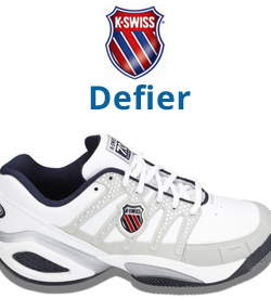 K-Swiss Defier and Defier-miSoul Tennis Shoes