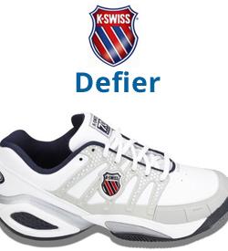 K-Swiss Defier and Difier-miSoul Tennis