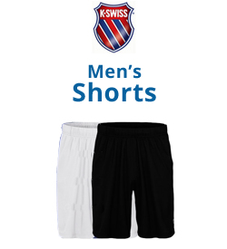 K-Swiss Men's Shorts Tennis Apparel