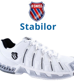 K-Swiss Stabilor Tennis Shoes