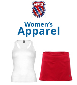 K-Swiss Women's Apparel Tennis Apparel