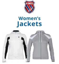 K-Swiss Women's Jackets Tennis Apparel