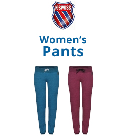 K-Swiss Women's Pants Tennis Apparel
