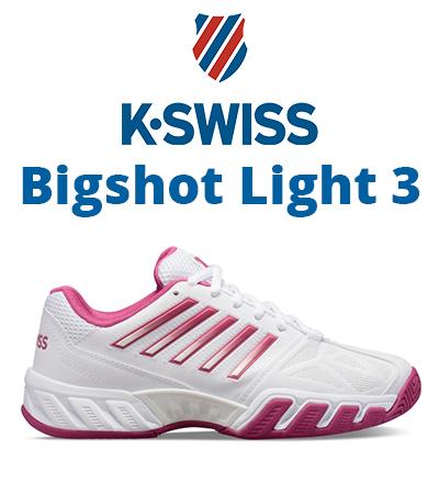K-Swiss Bigshot Tennis Shoes