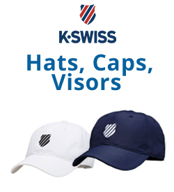 KSwiss Tennis Apparel Accessories Hats Caps Visors