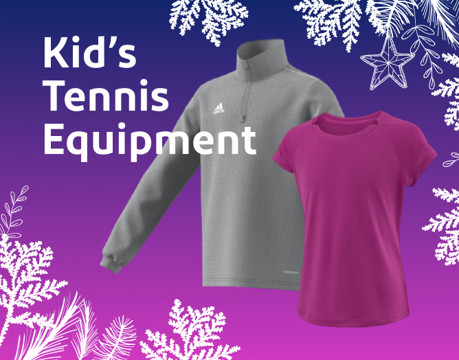 Clearance Sale! Discount Prices on Kids' Tennis Racquets, Shoes, Bags and Apparel