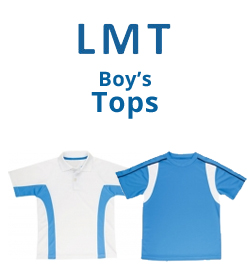 LMT Boy's Tops Tennis Apparel