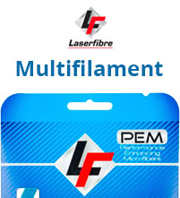 Laserfibre Multifilament Tennis String Sets