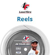 Laserfibre Tennis Racquet String Reels