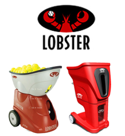 Lobster Tennis Ball Machines