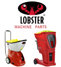 Lobster Tennis Ball Machine Replacement Parts