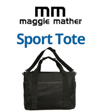 Maggie Mather Sport Tote Pickleball/Tennis Bag