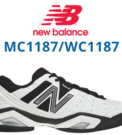 New Balance MC1187/WC1187 Tennis Shoes