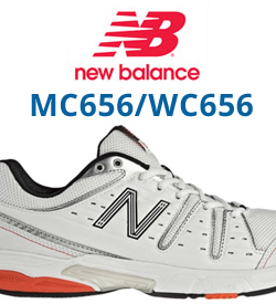 New Balance MC656/WC656 Tennis Shoes