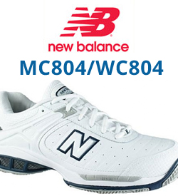 New Balance MC804/WC804 Tennis Shoes
