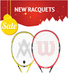 New Discount Tennis Racquets