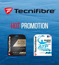 Tecnifibre Racquet, Bag & String Sale!